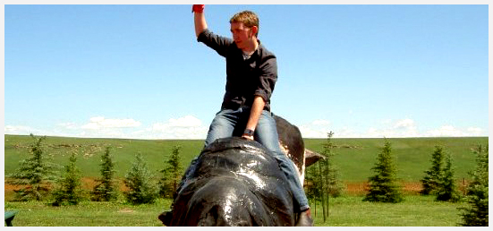 Riding the Bull in 2005