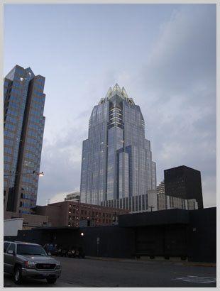 Frost Bank Tower in Austin