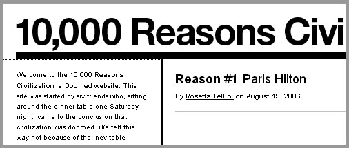 10,000 Reasons.org