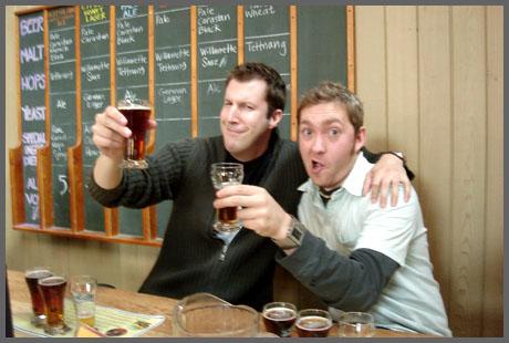 Trevor & Turner in Granville