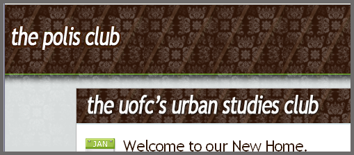 The New PolisClub Website
