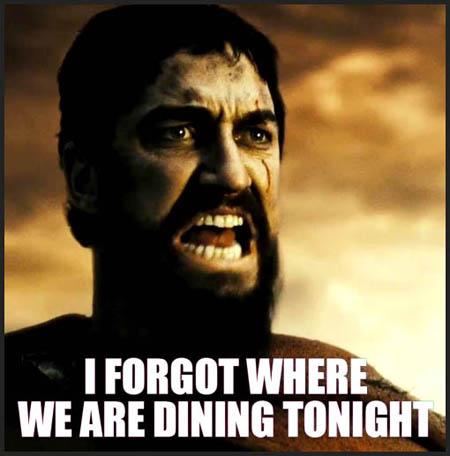 Dine Alone