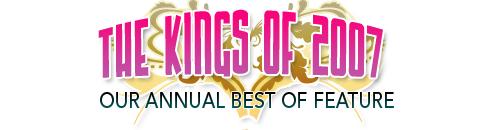 The Kings of 2007 (via Music-critic)