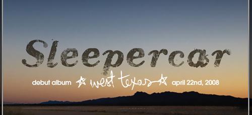 SleepCar - West Texas