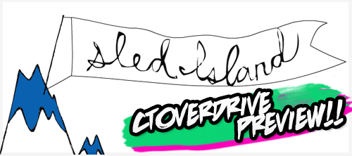 c.t.overdrive Sled Island Preview