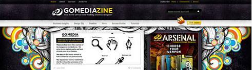 GoMediazine