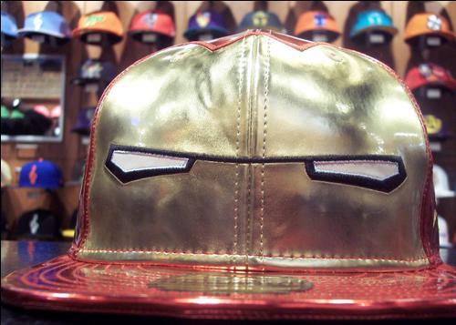 New Era IronMan Hat