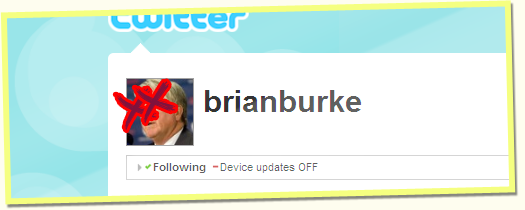 The End of Fake Brian Burke