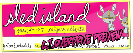 Sled Island 2009 Preview