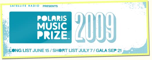 Polaris Music Prize 2009