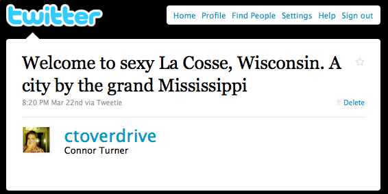 Welcome To Sexy La Crosse
