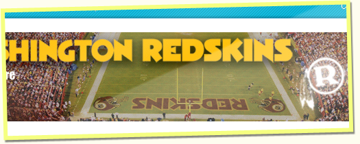 Redskins + Foursquare = Social Media
