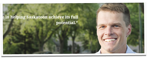 A Screen Shot From Charlie Clark's Campaign Web Site